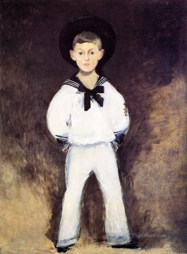 Portrait of Henry Bernstein as a Child Eduard Manet Oil Paintings
